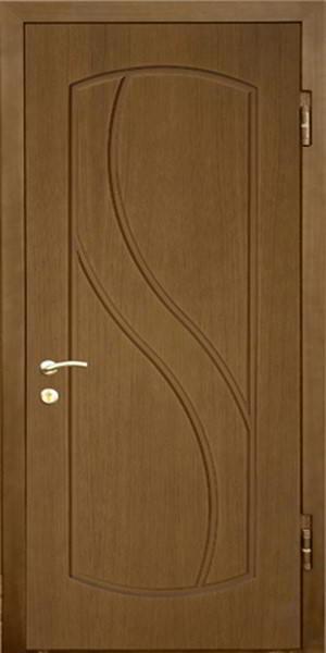 стальная дверь мдф 2